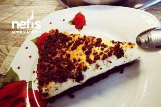 Kakaolu Cheesecake Russischer Zupfkuchen Tarifi
