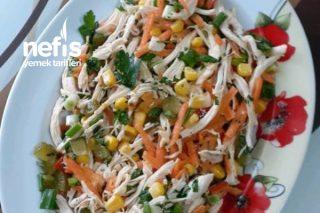 Muhteşem Tavuk Salatası Tarifi