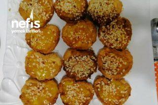 Portakallı Minik Tartlar Tarifi