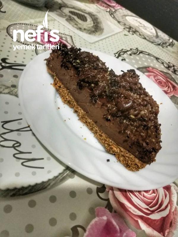 Pişmeyen Pasta Tarifim