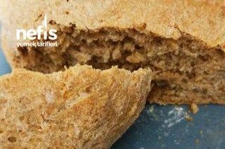 Tam Buğday Unlu El Yapımı Ekmek Tarifi
