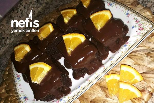 Çikolatalı Aşk Dilimleri Tarifi