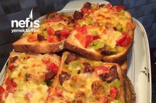 Ekmek Pizzası Tarifi