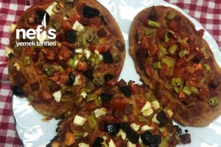 Tam Buğdaylı Pizza Tarifi