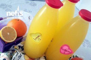 Az Malzemeli Bol Vitaminli Enfes Limonata Tarifi