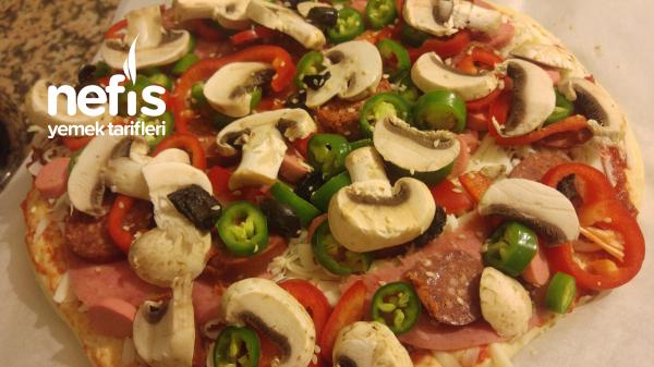 Enfesss Pizza Tarifi