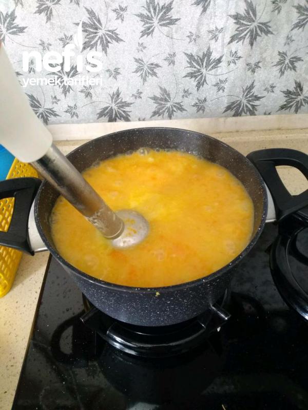 Havuc Çorbası