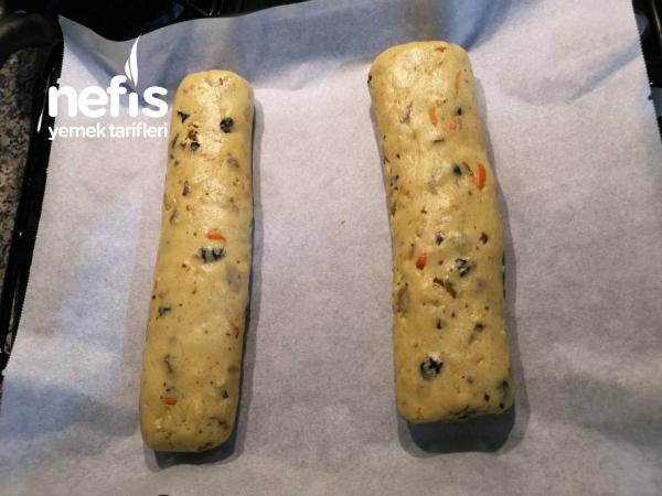 İtalyan Kurabiyesi Biscotti