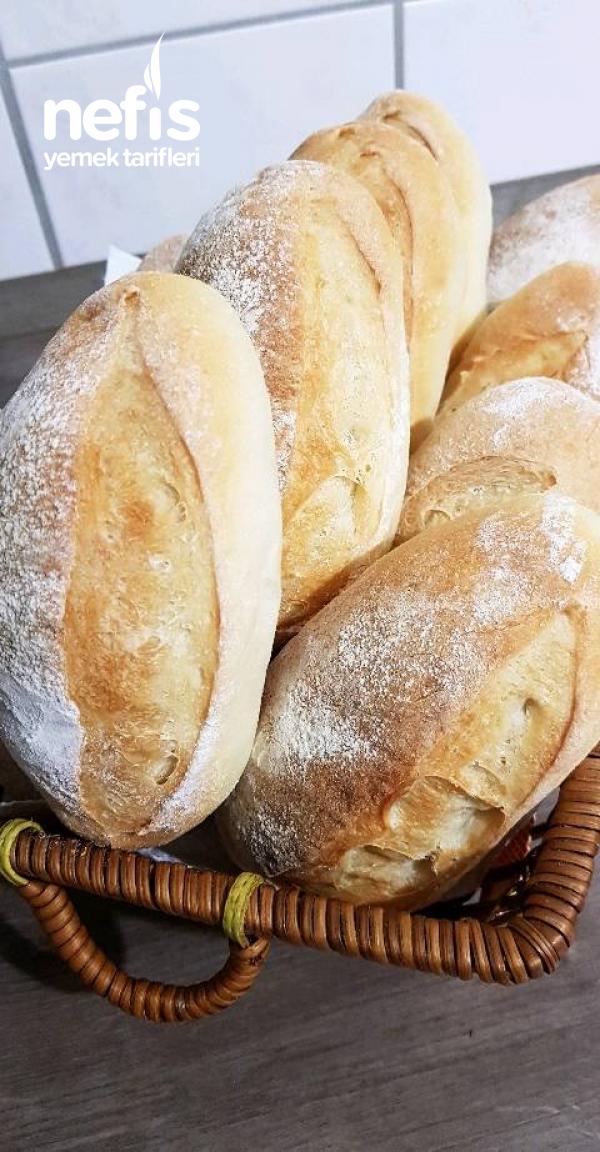 Muhteşem Bir Lezzet Minik Ekmekler