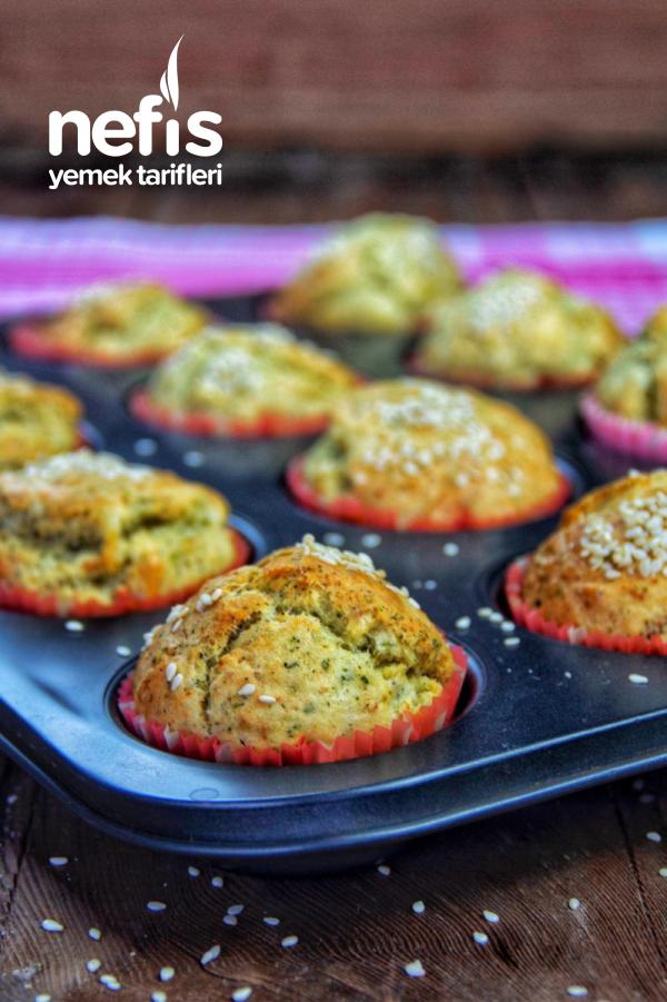 Tuzlu Muffin (Çok Kolay)