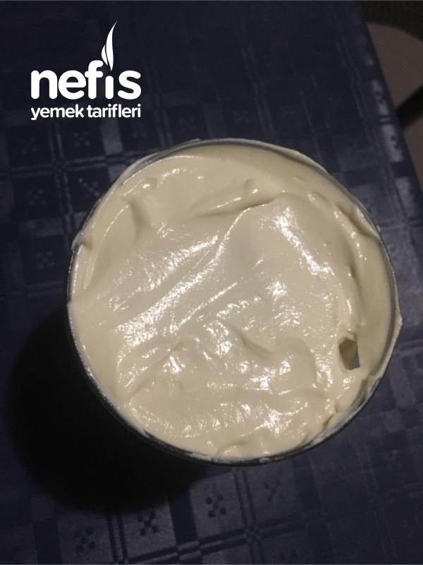 Ev Yapımı Katkısız Krem Peynir