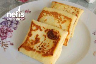 Kahvaltılık Nefis Krep Börek Tarifi