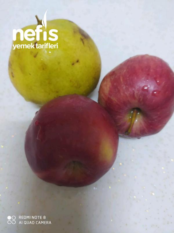Meyve Püresi (5+ay)