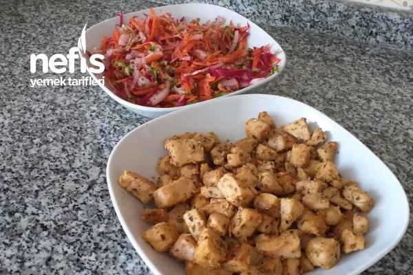 Salata Tavuk Tarifi