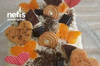 Süslü Pastam Tarifi