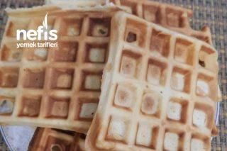 Bayatlamayan Waffle Tarifi