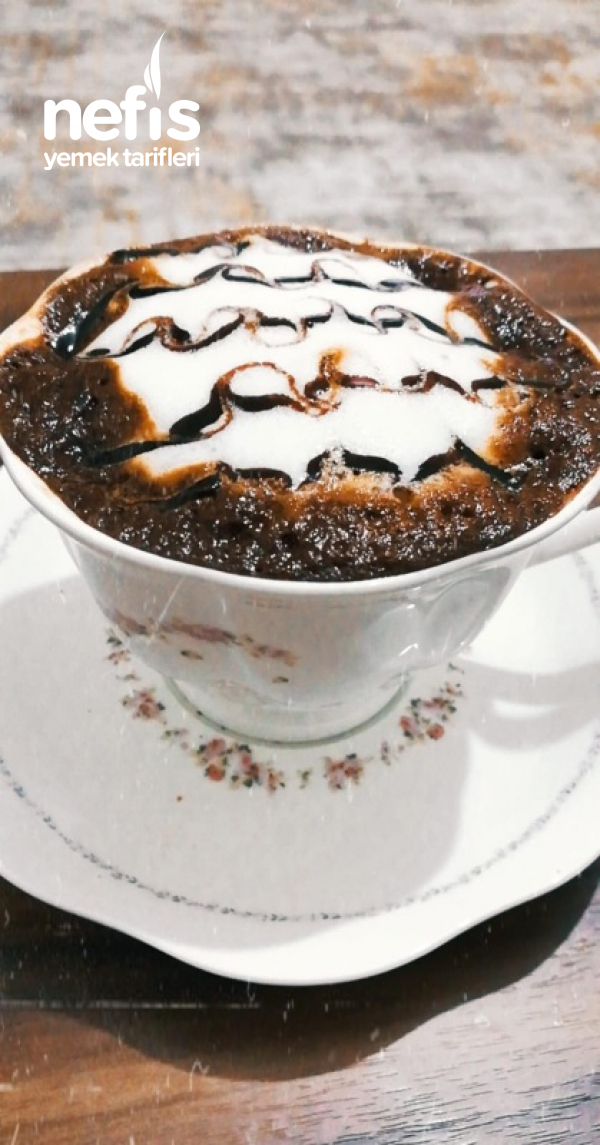 Ev Yapımı Cappuccino