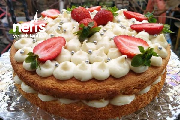 Mutluluk Pastası Tarifi