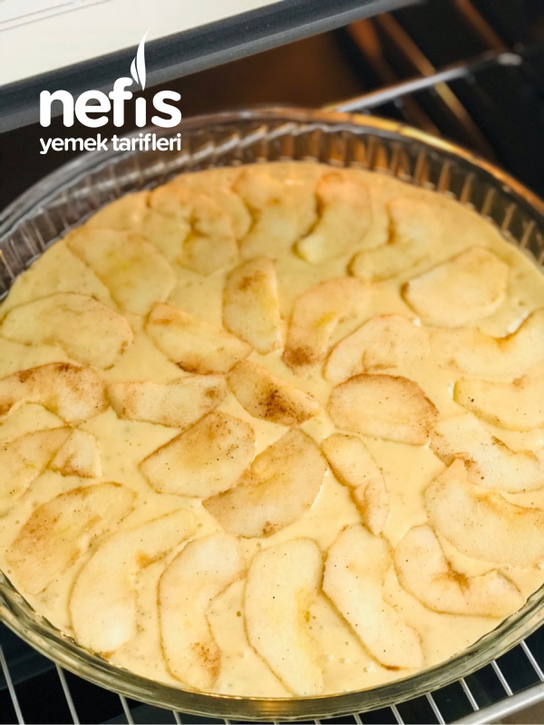 Tarçınlı Elmalı Kış Keki