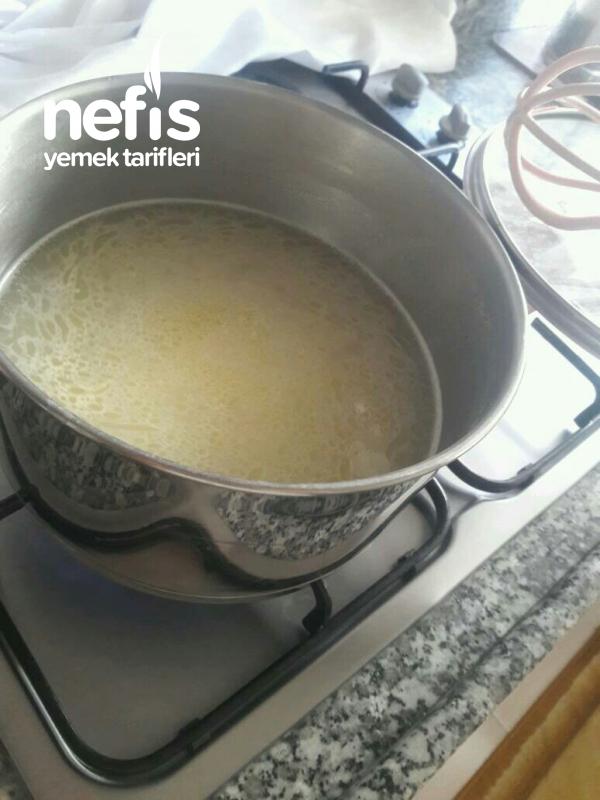 Yoğurt Çorbası (Kış Aylarının Vazgeçilmezi)