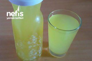 Çok Pratik Ve Lezzetli Limonata (Bu Tarifle Herkes Limonata Yababilecek) Tarifi