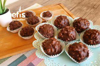 Ferrero Çikolata (4 Malzeme İle) Tarifi