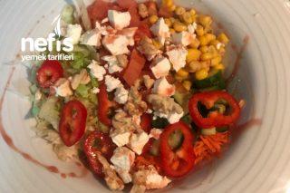 İki Çeşit Salata Tarifi