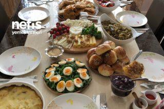 Kahvaltıya Misafir Var ️ Tarifi
