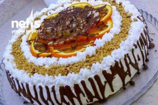 Meyveli Yaş Pasta (Püf Noktalarıyla) Tarifi