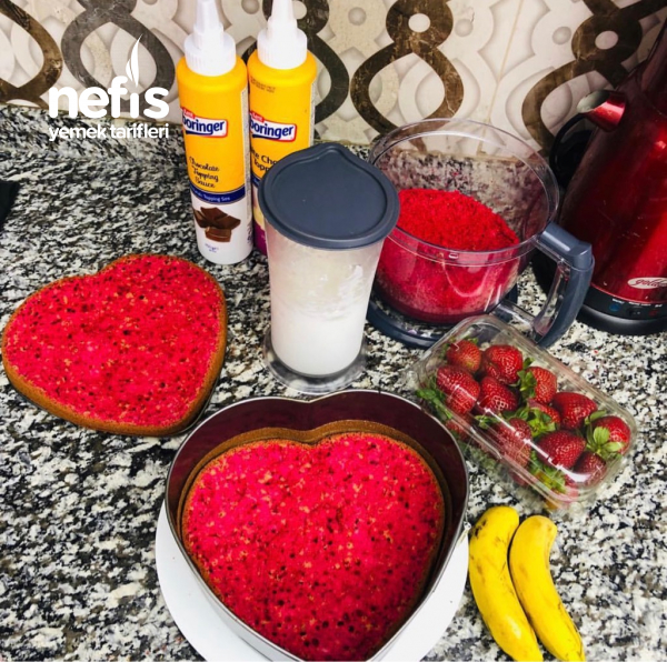 14 Şubat Sevgililer Günü Pastası Bayılacaksınız