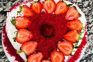 14 Şubat Sevgililer Günü Pastası Bayılacaksınız Tarifi
