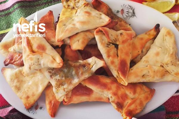 Evde Enfes Ispanaklı Börek Tarifi