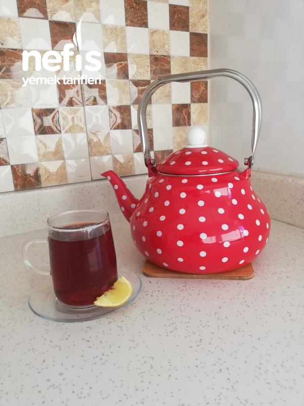 Ihlamur Çayı (Öksürüğe Ve Hastalıklara Karşı)