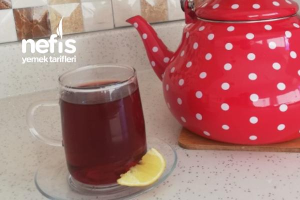 Ihlamur Çayı (Öksürüğe Ve Hastalıklara Karşı) Tarifi
