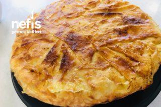 Peynirli Tencere Böreği Tarifi