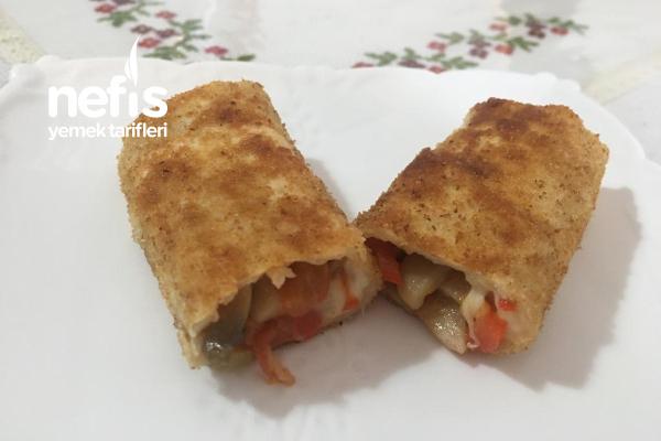 Pizza Börek ( Çok Pratik) Tarifi