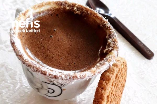 Susuz Pişen Türk Kahvesi Tarifi