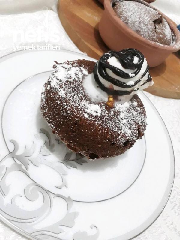 enfes Çikolatalı Sufle tarifi
