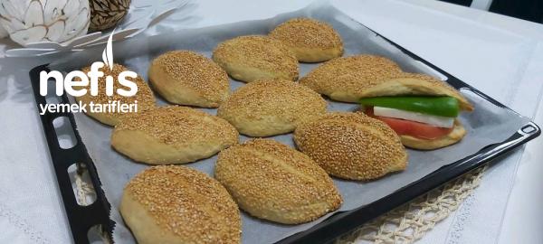 İzmir Kumru Ekmeği  Ev Yapımı Yumuşacık