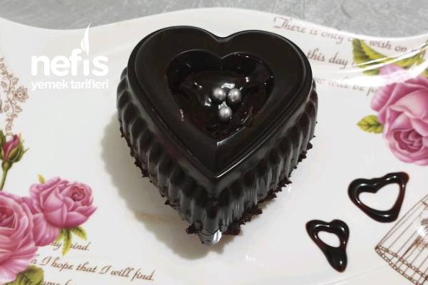Kalpli Aşk Pastası Tarifi