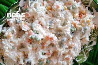 Kereviz Salatası (Tadı Damağınızda Kalacak) Tarifi