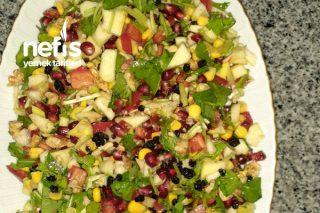 Meyva Salatası Tarifi