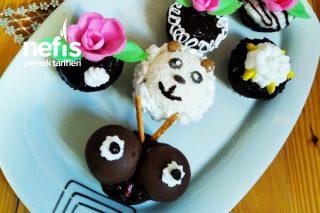 Sevimli Cupcake Tarifi