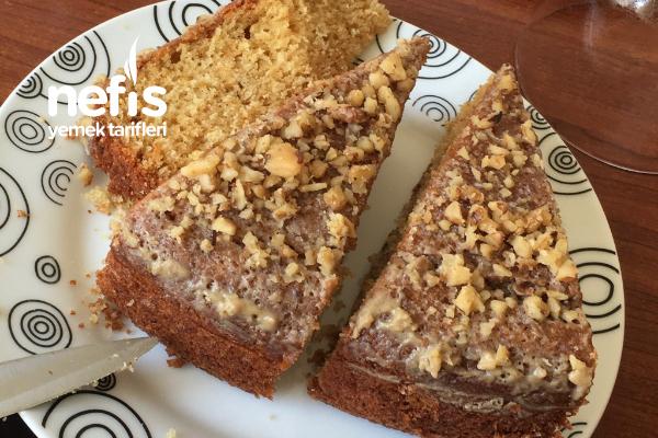 Yiyenin Tarifini İstediği Tahinli Kek