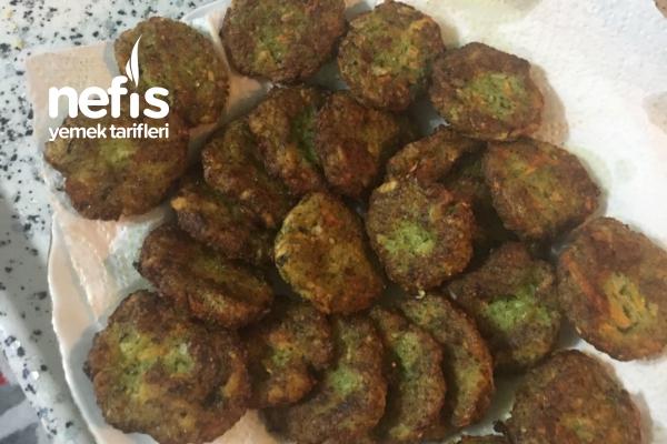 Brokoli Havuç Ve Patates (Sebze) Köftesi Tarifi