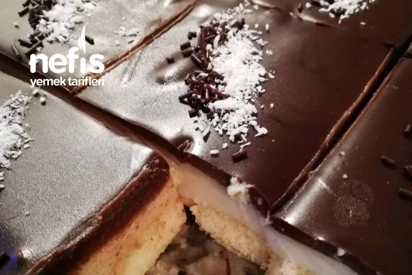 Çikolatalı Kedidili Tatlısı Tarifi