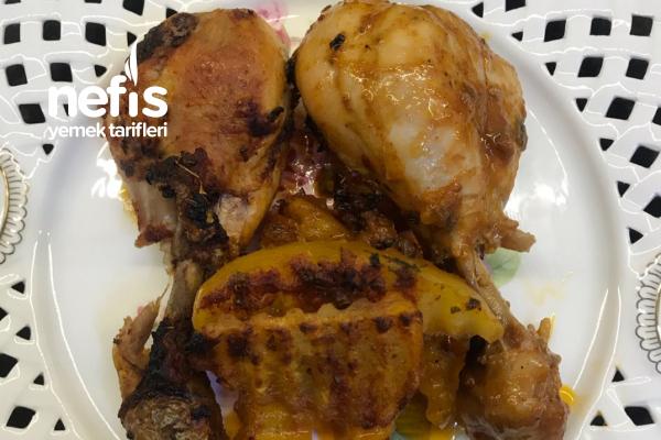 Pratik Fırında Tavuk Tarifi