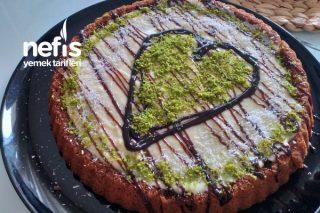 Pratik Tart Pasta Farklı Sunumlarla Tarifi