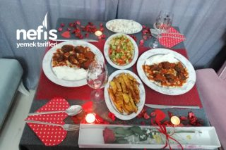 Romantik Akşam Yemeği Tarifi