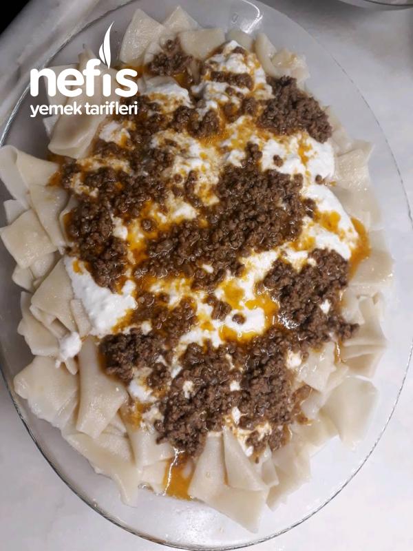Yapışmayan Erzurum Usul-ü Tatar Böreği